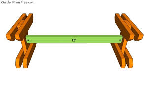 park bench plans free garden plans how to build garden projects