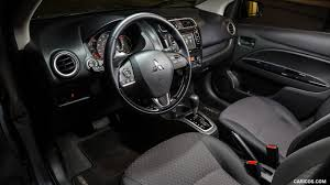 2018 Mitsubishi Mirage Interior