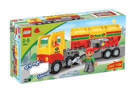 100 Lego Tanker Truck Amazoncom LEGO Duplo Ville Series 5605 Set With