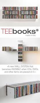 You can create your own TEEbooks CD shelving system as you like