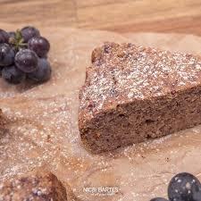 anti aging weintrauben kuchen mit wenig kohlenhydrate