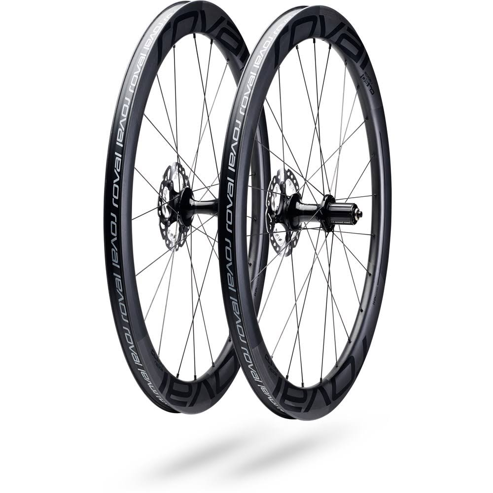 Specialized Roval CL 50 Disc Wheelset - Carbon/Black