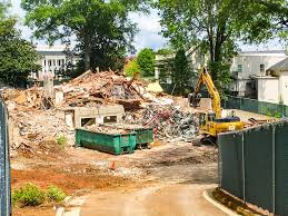 100 The Delta House Campus Construction Kappa Demolition Makes Way For