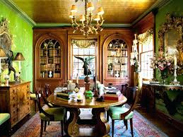 Victorian Dining Room Decor Timothy Green Photos