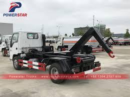 100 Hook Truck New Style Japan Isuzu Lift Garbage 3tonsIsuzu Sewer