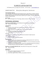 Fair Sample Resume Bank Manager India On Example