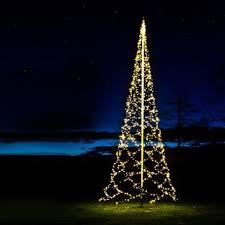 25 Christmas Tree LED Light Kit For Flagpole