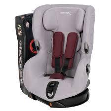 housse siege auto iseos housses éponge axiss cool grey bébé confort outlet