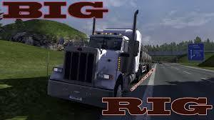 100 Big Truck Games Euro Simulator 2 Rig Mod And Van