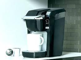 Cuisinart K Cup Coffee Maker Descale Mini Single Serve