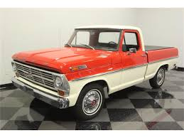 100 68 Ford Truck 19 F100 For Sale ClassicCarscom CC1153026