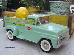 Vintage Toy Tonka Trucks | Home Dec Misc Ideas | Pinterest | Toy ...