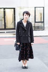 Oversize Blazer Style Omotesando