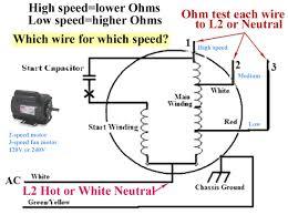 Hunter Ceiling Fan Capacitor Location by Hunter Fan Switch 3 Speed 4 Wire 3 Speed Fan Switch Wiring Diagram