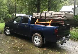 100 Tents For Truck Beds Hot Metal Fab MidSize OverTheBed Rack Holds Any Rooftop Tent Fits Any Truck Hot Metal Fab