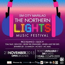 Northern Lights Music Festival goes to SM City Marilao The Life