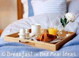 What s Cookin Chicago 10 Breakfast in Bed Meal Ideas