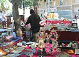 a afternoon at the parisian flea market porte vanves
