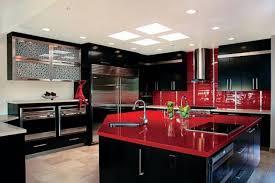 couleurs cuisines décoration osez la chaleur des couleurs dans vos cuisines lsi