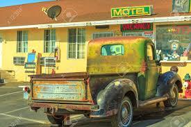 100 Vintage Dodge Trucks Barstow California USA August 15 2018 Truck