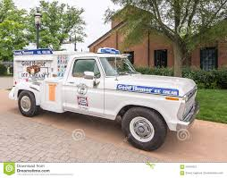 Good Humor Ice Cream Truck Editorial Photography. Image Of Cargo ...