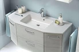 pelipal amora keramik waschtisch farbe weiß h b t 18x112x48cm