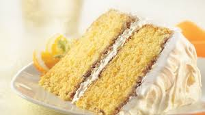 Orange Crunch Cake Recipe BettyCrocker