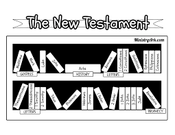 For Kid New Testament Coloring Pages 17 With Additional Download