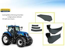 chambre d agriculture 03 coulée mat de la chambre de conduite dans le véhicule agriculture