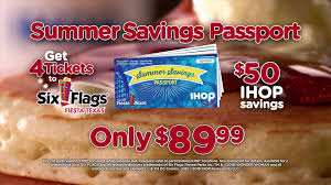 IHOP Summer Savings Passport Deal With Six Flags Fiesta Texas | Facebook Six Flags Mobile App New Discount Scholastic Book Club Coupon Code For Parents 2019 Ray Allen Over Texas Spring Break Coupons Freecharge Promo Codes Roxy Season Pass Six Fright Fest Chicagos Most Terrifying Halloween Event 10 Ways To Get A Flags Ticket Wanderwisdom Bloomingdale Remove From Cart New England Electrolysis Scotts Parables Edx Certificate Great America Printable 2018 Perfume Employee Perks Human Rources Uab
