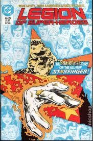 Legion Of Super Heroes 1984 3rd Series 29