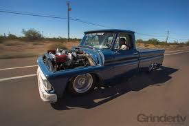 Stubby Bob's 1950 Ford F6 Dump Truck Is A Wheelie Laying Monster Rat ...
