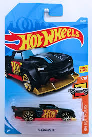 100 Hot Trucks HW 2018 Collector 127365 HW 210 Solid Muscle