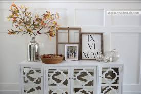 Mirrored Console Table - Ready For Fall! - The Sunny Side Up Blog 49 Best Pottery Barn Paint Collection Images On Pinterest Colors Best 25 Kitchen Shelf Decor Ideas Floating Shelves Barn Inspired Jewelry Holder Hack Daily System Gear Patrol Diy Dollhouse Bookcase I Can Teach My Child Teen Teen Fniture Kids Bedroom Playroom Remodelaholic Turn An Ikea Into A Ledge 269 Shelf Decor Ideas Decoration