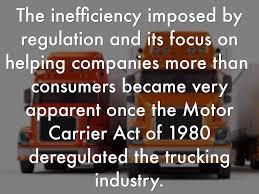100 Trucking Deregulation By Nely_dps