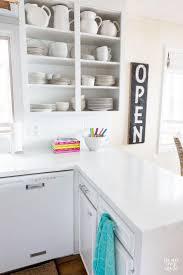 White Kitchen Ideas Pinterest by 100 Ideas For Decorating Kitchen Countertops 35 Best White