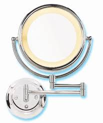 sided lighted wall mount mirror 645 951