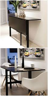 Twenty Dining Tables That Work Great In Small Spaces - Living In A ... Better Sit Down For This One An Exciting Book About The History Of Table Fniture Wikipedia List Of Types Gateleg Table 50 Amazing Convertible Coffee To Ding Up 70 Off Modern Wallmounted Desk Designs With Flair And Personality Drop Down Murphy Bar Diy Projects Bloggers Follow In 2019 Flash Fniture 30inch X 96inch Plastic Bifold Home Twenty Ding Tables That Work Great Small Spaces Living A Dropleaf Tables For Small Spaces Overstockcom Amazoncom Linon Space Saver Set Kitchen Cube 5 1 Ottoman Seat Expand Folding