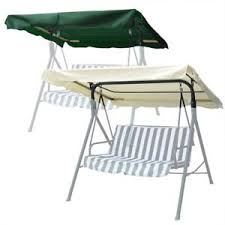 Patio Swings With Canopy Replacement by New Patio Swing Canopy Replacement Garden Top Cover Furniture 72 1
