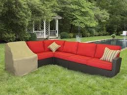 outdoor sectional sofa covers end pieces patio sectional sofa
