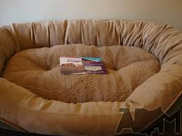 poochplanet snuggle buddy pet bed review