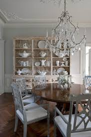 painted china cabinet ideas dining room traditional with gray wall