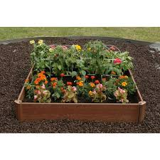 Greenes Fence Raised Garden Bed by Bedding Prepossessing Greenes Fence 4 Ft X 8 10 5 In Dovetail