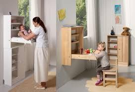 la table à langer murale pratique et convenable à toutes pieces