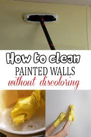 How To Properly Clean Bathroom by Best 25 Cleaning Painted Walls Ideas On Pinterest Painting