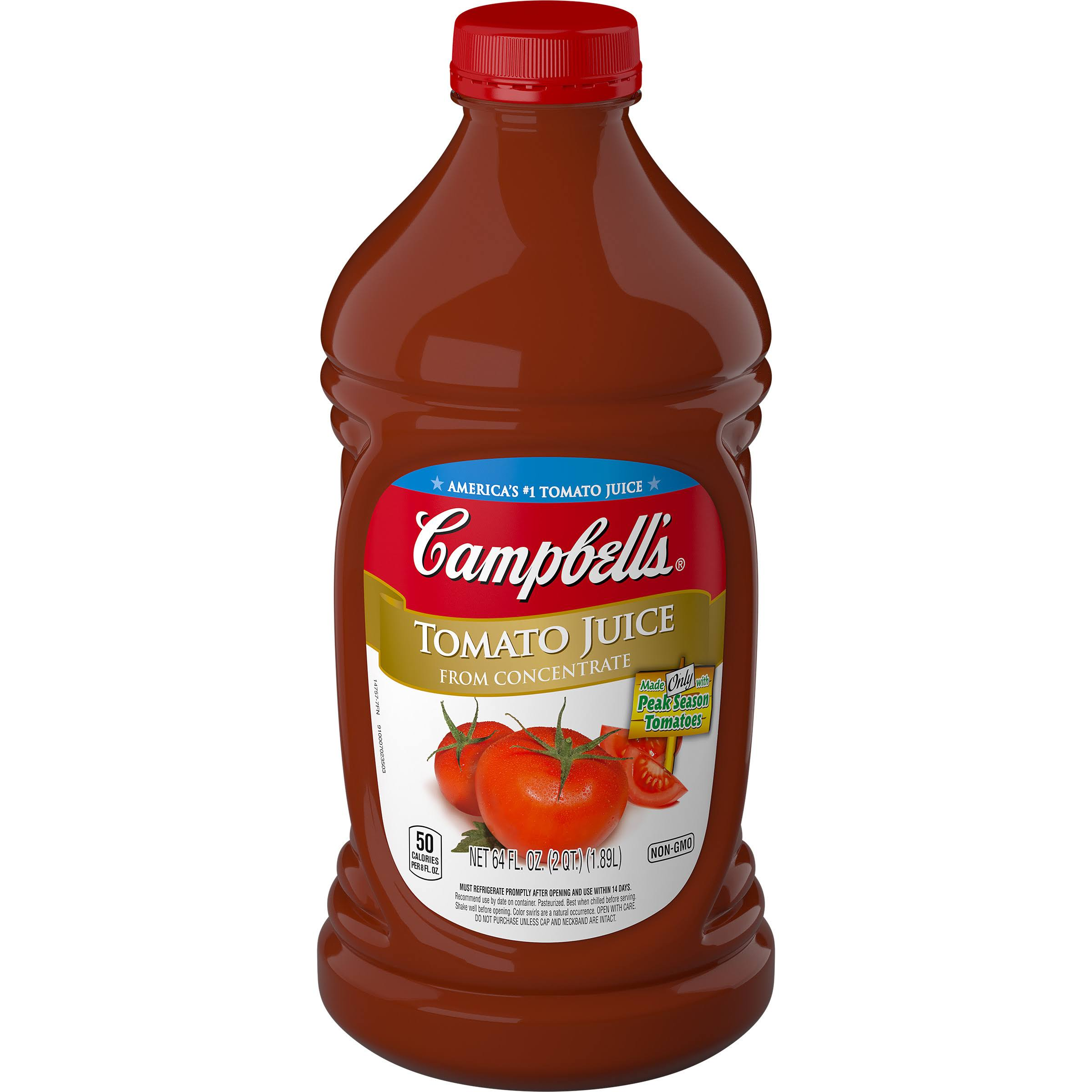 Campbell's Tomato Juice - 64oz