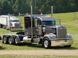 ☆Kenworth Custom W900L Heavy Haul | Truckin | Trucks, Semi Trucks ...