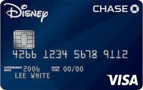 Card Designs Star Wars & Disney Visa Credit Cards