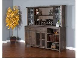 Sunny Designs Dining Room Bar Back 80 Tobacco Leaf 199689P At Naturwood Home Furnishings