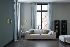 schöner wohnen farbe wandfarbe und raumtiefe